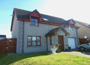 Thumbnail 4 bed detached house to rent in Ben Riach View, Elgin