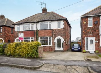 Thumbnail 3 bedroom semi-detached house for sale in Golf Links Road, Hull