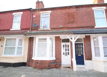 Thumbnail 3 bed terraced house to rent in Exchange Street, Doncaster