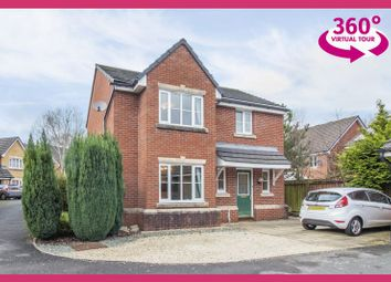 Thumbnail 3 bed detached house for sale in Camellia Avenue, Rogerstone, Newport