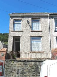 Thumbnail 3 bed end terrace house for sale in Jones Street, Clydach Vale