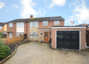 Thumbnail 4 bed semi-detached house for sale in Sycamore Close, Sandhurst, Berkshire