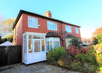 Thumbnail 3 bed semi-detached house for sale in Grange Road, Bury