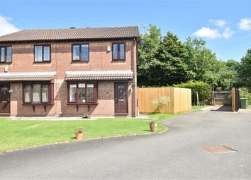 Thumbnail 3 bed semi-detached house for sale in Fitzwilliam Close, Cross Inn, Pontyclun