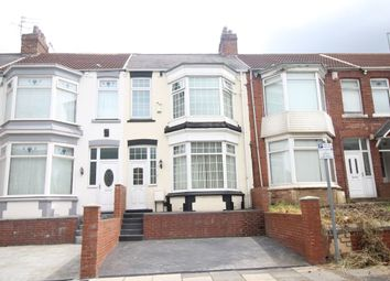 Thumbnail 4 bedroom terraced house for sale in Lothian Road, Middlesbrough