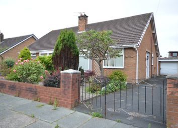 Thumbnail 3 bed semi-detached bungalow for sale in Nithside, Blackpool