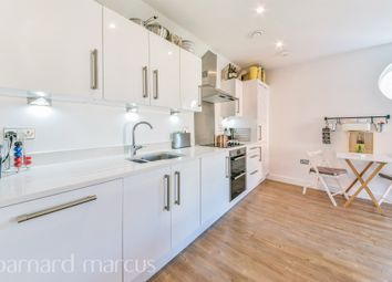 Thumbnail 1 bed flat for sale in Parkview Way, Epsom