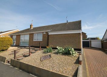 Thumbnail 2 bed semi-detached bungalow for sale in Camborne Close, Wigston