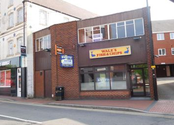 Thumbnail Restaurant/cafe for sale in 42, Bond Street, Nuneaton