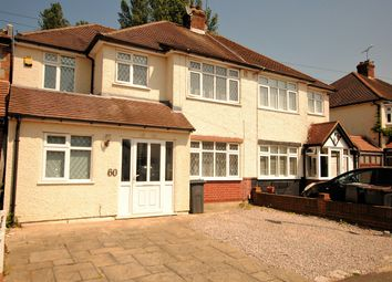 Thumbnail 5 bed semi-detached house for sale in The Crossways, Coulsdon, Surrey