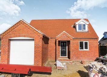 Thumbnail 3 bed bungalow for sale in Hungate Street, Aylsham, Norwich