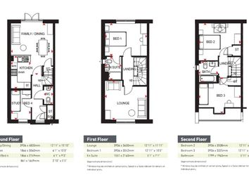 Thumbnail 3 bed semi-detached house for sale in Stratford House Road, Birmingham