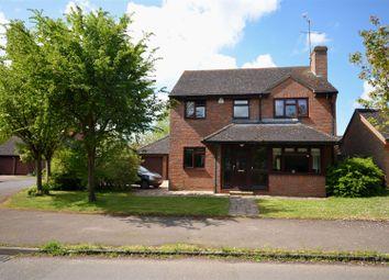 Thumbnail 4 bed detached house for sale in Burcott Lane, Bierton, Aylesbury