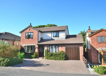 Thumbnail 5 bed detached house for sale in The Spinney, Heysham, Morecambe