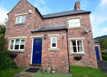 Thumbnail 3 bed detached house for sale in Spring Close, Wirksworth, Matlock