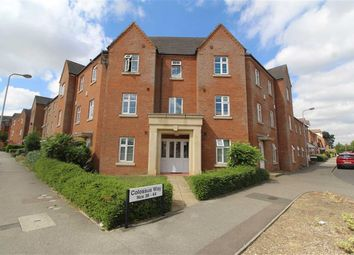 Thumbnail 2 bed flat to rent in Colossus Way, Bletchley Park, Milton Keynes