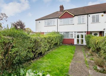 Thumbnail 3 bedroom terraced house for sale in Stonecroft Way, Croydon