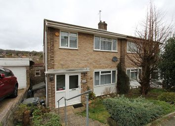 Thumbnail 3 bed semi-detached house for sale in Ambleside Gardens, South Croydon, Surrey