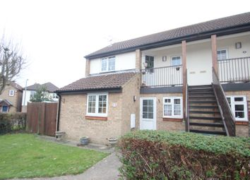 Thumbnail 1 bed flat for sale in Moat Rise, Rayleigh