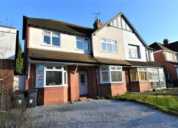 Thumbnail 4 bed semi-detached house for sale in Langleys Road, Selly Oak, Birmingham