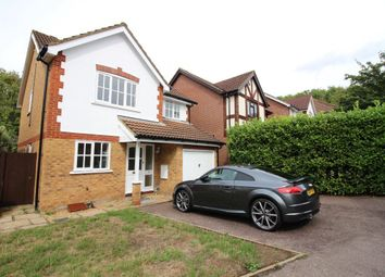 Thumbnail 4 bed property to rent in Malden Fields, Bushey