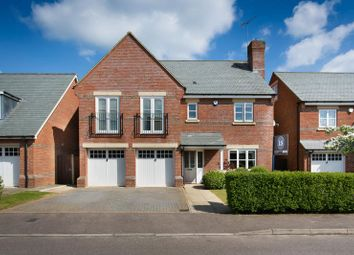 Thumbnail 5 bed detached house for sale in Rosemary Drive, London Colney, St.Albans