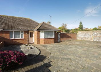 Thumbnail 2 bed semi-detached bungalow for sale in Kendal Close, Ramsgate