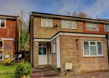 Thumbnail 3 bed end terrace house for sale in Slade Road, Stokenchurch, High Wycombe, Buckinghamshire