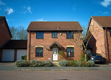 Thumbnail 3 bed detached house to rent in Alstonefield, Emerson Valley, Milton Keynes