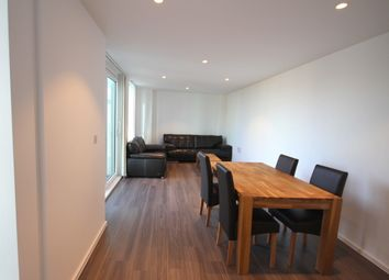 Thumbnail 3 bed flat to rent in Lux Apartments, Broomhill Road, London