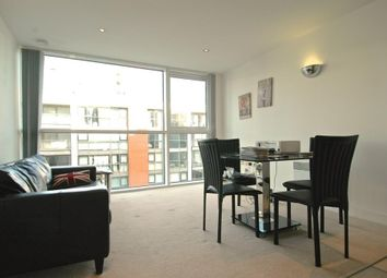 Thumbnail 1 bed flat to rent in Western Gateway, Royal Victoria
