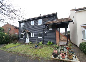 Thumbnail 2 bedroom maisonette for sale in Carlford Close, Martlesham Heath, Ipswich