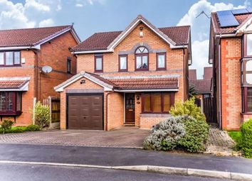 Thumbnail 3 bed detached house for sale in Claremont Gardens, Ashton-Under-Lyne, Greater Manchester, United Kingdom