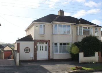 Thumbnail 3 bedroom semi-detached house for sale in Rayens Cross Road, Long Ashton, Bristol