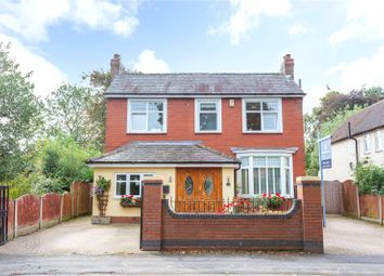 Thumbnail 4 bed detached house for sale in Twiss Green Lane, Culcheth, Warrington, Cheshire