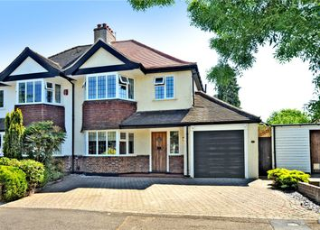 Thumbnail 3 bed semi-detached house for sale in Furzedown Road, Sutton