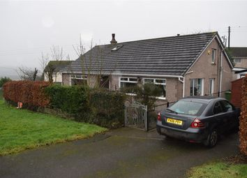 Thumbnail 4 bedroom bungalow for sale in High Stile, Camerton, Workington