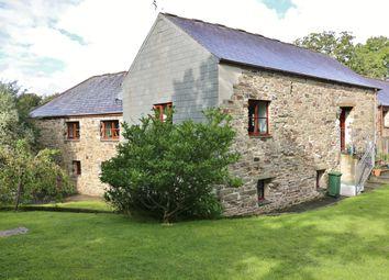 Thumbnail 4 bed barn conversion for sale in Foxgloves, Cardinham