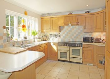 Thumbnail 4 bed detached house for sale in Plover Road, Hawkinge