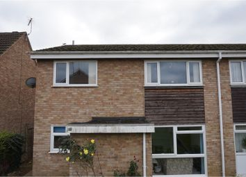 Thumbnail 2 bed maisonette for sale in The Banks, Wellingborough