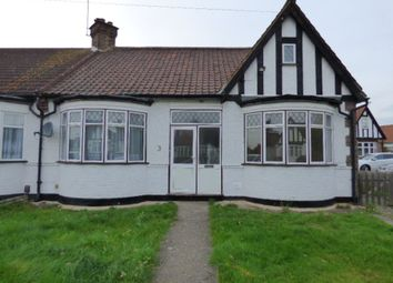 Thumbnail 2 bed detached bungalow to rent in Crossway, Enfield