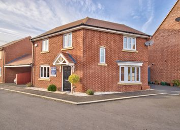 Thumbnail 3 bed detached house for sale in Lannesbury Crescent, St. Neots, Cambridgeshire