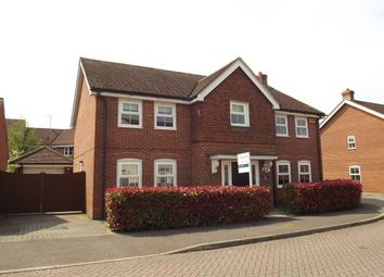 Thumbnail 4 bed detached house to rent in Creswell, Hook