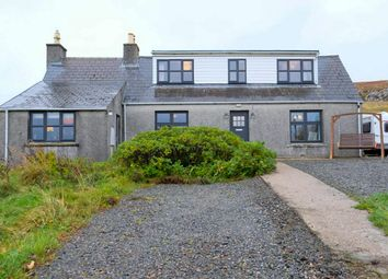 Thumbnail Detached house for sale in Upper Carloway, Isle Of Lewis