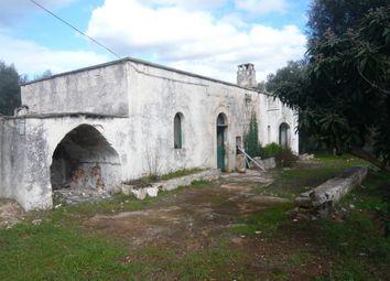 Thumbnail 3 bed farmhouse for sale in Casolare Palagogna, Ceglie Messapica, Puglia, Italy