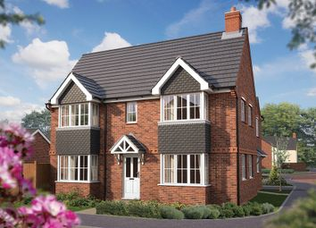 "Thumbnail 3 bed property for sale in ""The Sheringham"" at Hodgson Road, Shifnal"