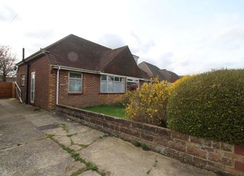 Thumbnail 2 bed bungalow for sale in Orchard Grove, Portchester, Fareham