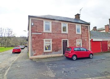 Thumbnail 2 bed flat for sale in Cornmill Street, Catrine
