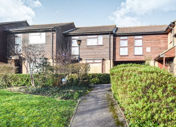 Thumbnail 1 bedroom maisonette to rent in Fleetham Gardens, Lower Earley, Reading