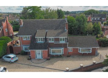 Thumbnail 4 bed detached house for sale in Church Road, Bedford